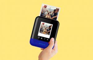 Η νέα ψηφιακή κάμερα της Polaroid που μπορεί και εκτυπώνει τις φωτογραφίες