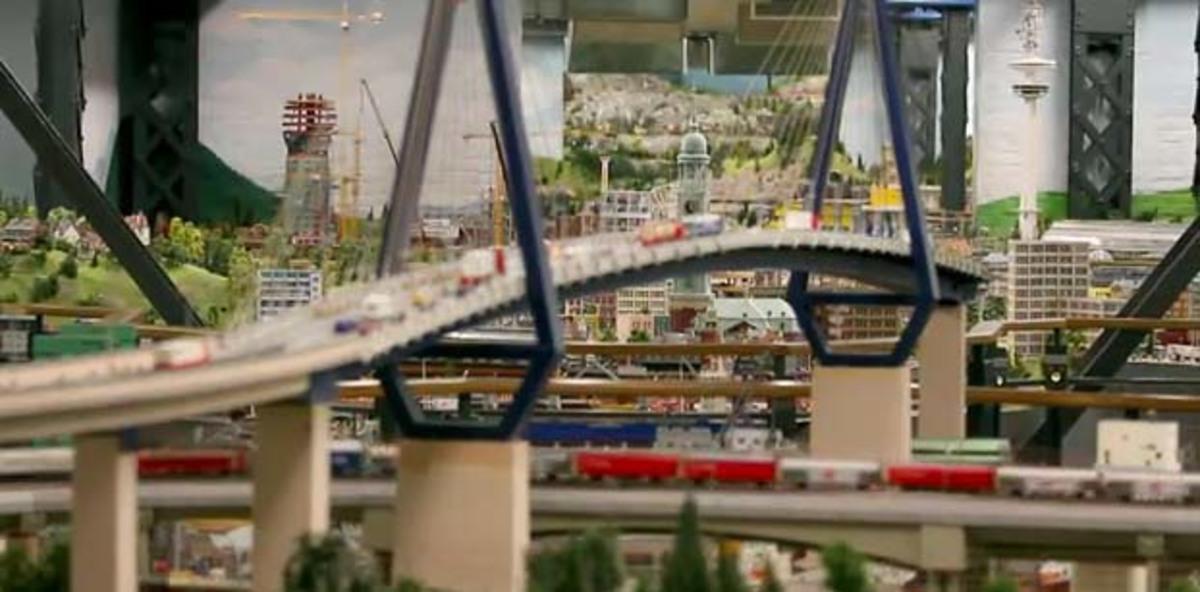 Η…μεγαλύτερη πόλη – μινιατούρα του κόσμου! – video   Newsit.gr