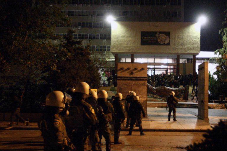 Θεσσαλονίκη: Σύλληψη 16χρονου για συμμετοχή στα επεισόδια | Newsit.gr