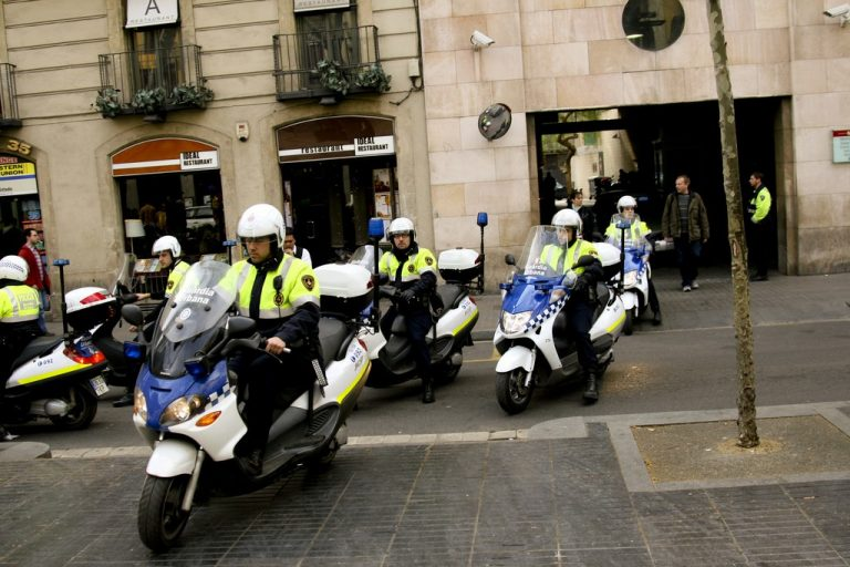 Βαρκελώνη: 8.000 αστυνομικοί εν όψει της συνόδου της ΕΚΤ   Newsit.gr