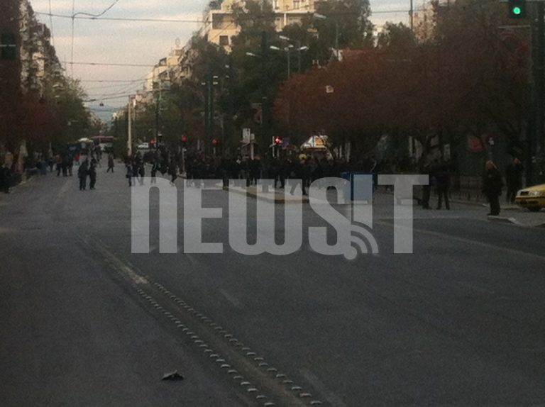 Επτά συλλήψεις στην βίλα Μαρία Κάλλας που τελούσε υπό κατάληψη | Newsit.gr