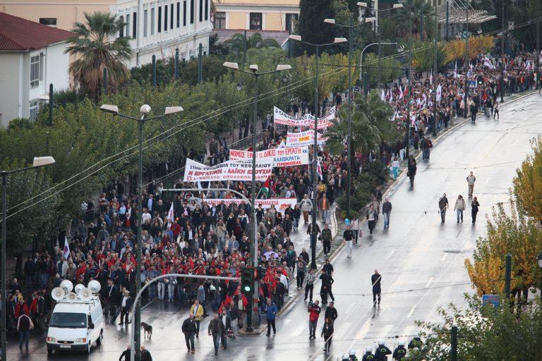 Αθήνα, απαγορευμένη πόλη – Μέτρα και κυκλοφοριακές ρυθμίσεις ενόψει Πολυτεχνείου | Newsit.gr