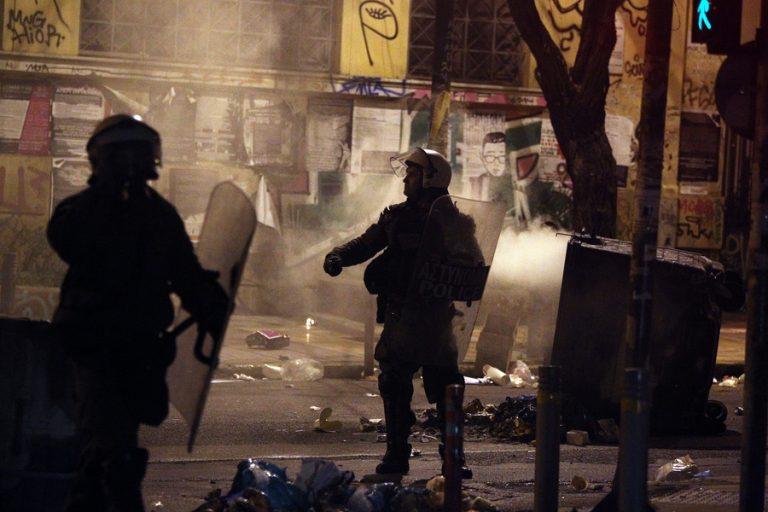 Επεισόδια στο Πολυτεχνείο – Δυο συλληφθέντες και αυτοί αφέθηκαν ελεύθεροι   Newsit.gr