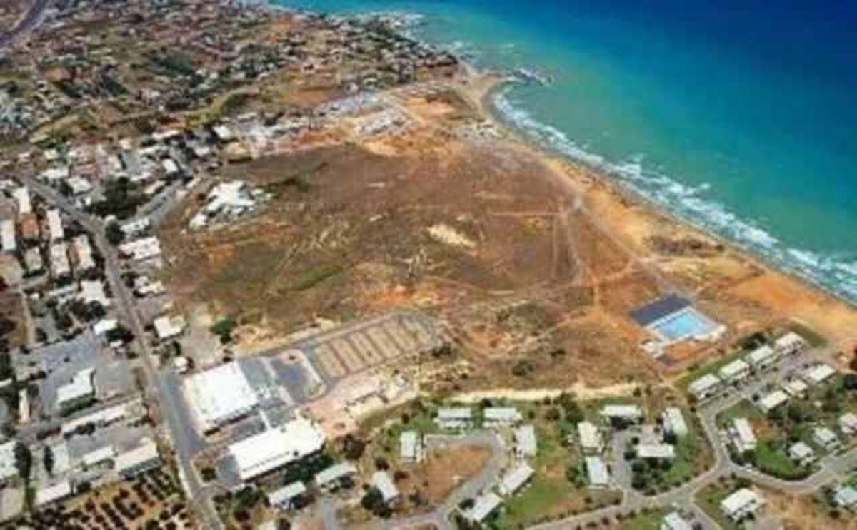 Ηράκλειο: »Ποντικοί» στην πρώην αμερικανική βάση Γουρνών | Newsit.gr