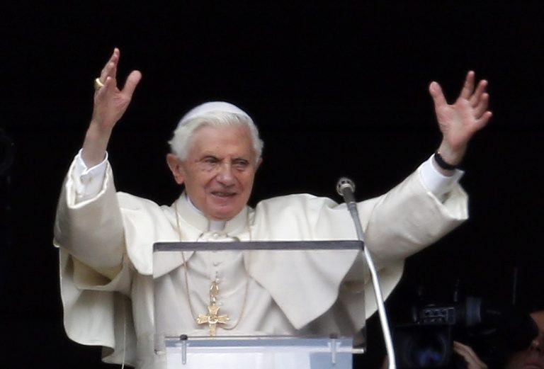 200.000 πιστοί στο τελευταίο μήνυμα του Πάπα (ΦΩΤΟ, VIDEO) | Newsit.gr