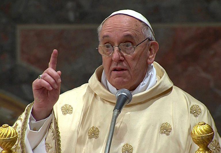 Πάπας προς συμπατριώτες του: Μην έρθετε στην ενθρόνιση, δώστε τα χρήματα στους φτωχούς   Newsit.gr