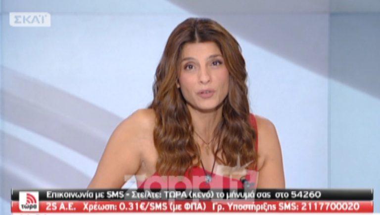 Σε ποιον ηθοποιό είπε η Πόπη Τσαπανίδου «Σ' ευχαριστώ που υπάρχεις»; | Newsit.gr