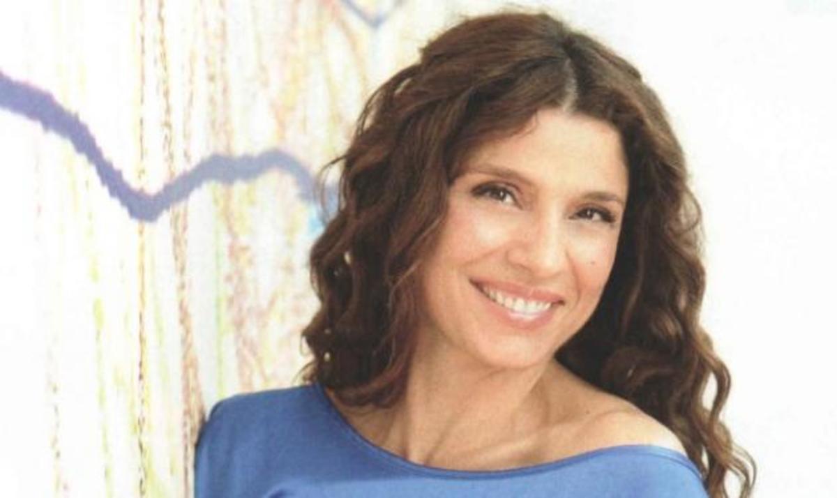 Π. Τσαπανίδου: Μιλάει για τον έρωτα και την τηλεόραση!   Newsit.gr