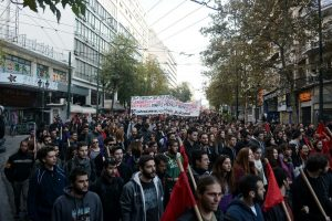 Γρηγορόπουλος: Όλες οι πορείες – Ποιοι σταθμοί του Μετρό θα κλείσουν