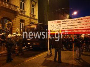 Συλλαλητήριο ΑΔΕΔΥ και ΛΑΕ κατά της συμφωνίας στο κέντρο της Αθήνας [pics]