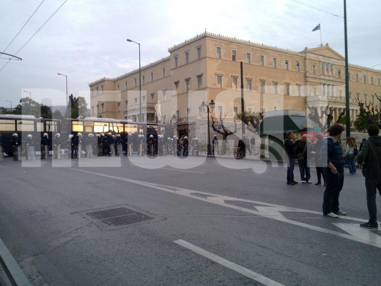 Ο Όλι Ρεν έφερε κυκλοφοριακό χάος | Newsit.gr
