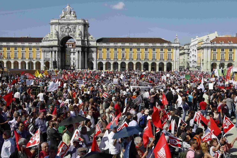 Γενική απεργία στην Πορτογαλία για τα μέτρα λιτότητας   Newsit.gr