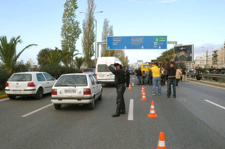 Έργα σε παραλιακή και Κηφισού έως 30 Μαΐου | Newsit.gr