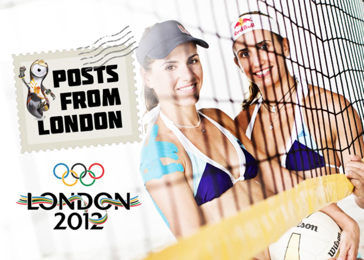 Η Μαρία Τσιαρτσιάνη και η Βίκυ Αρβανίτη μας μεταφέρουν την ενέργεια των Ολυμπιακών Αγώνων… | Newsit.gr