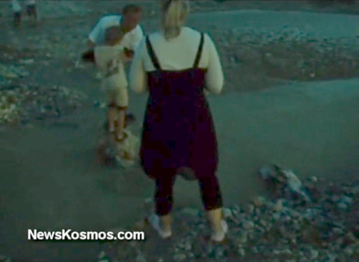 Ρόδος: Γυρίζουν στο ξενοδοχείο… κολυμπώντας – Δείτε το βίντεο!   Newsit.gr