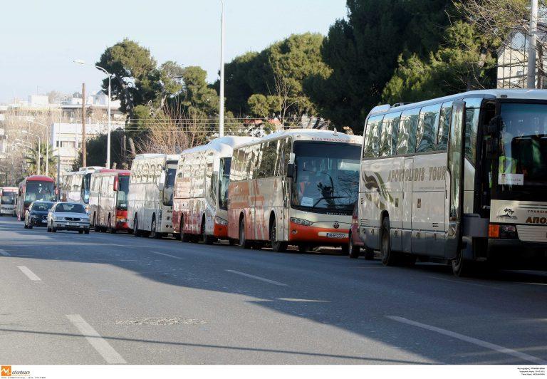 """Θεσσαλονίκη: """"Επ' αόριστον"""" διακοπή της μεταφοράς 5.000 μαθητών   Newsit.gr"""