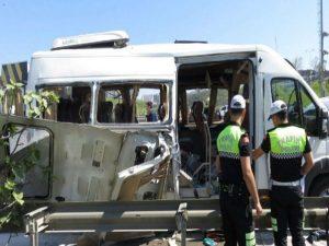 Τουρκία: Έκρηξη σε μίνι βαν που μετέφερε φοιτητές! Τουλάχιστον 7 τραυματίες