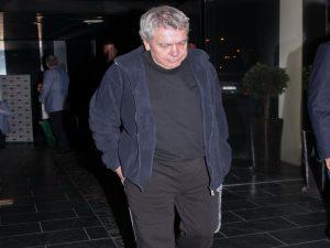 Στην εντατική ο Γιάννης Πουλόπουλος