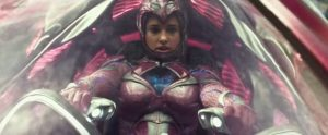 Πρωτοφανές! Λεσβία ηρωίδα στην ταινία Power Rangers [vid]