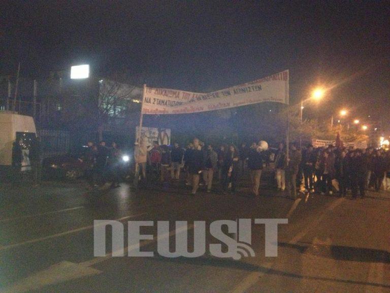 Θεσσαλονίκη: Να παρέμβει η Αστυνομία στην κατάληψη του ΑΠΘ ζητά η Εισαγγελία – Διάλογο ζητούν οι εργαζόμενοι – ΒΙΝΤΕΟ | Newsit.gr