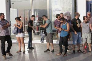 Κινητοποιήσεις στο Ηράκλειο από τους εργαζόμενους της «Μαρινόπουλος»