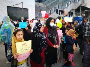 Απεργία πείνας άρχισαν οι πρόσφυγες του Ελληνικού