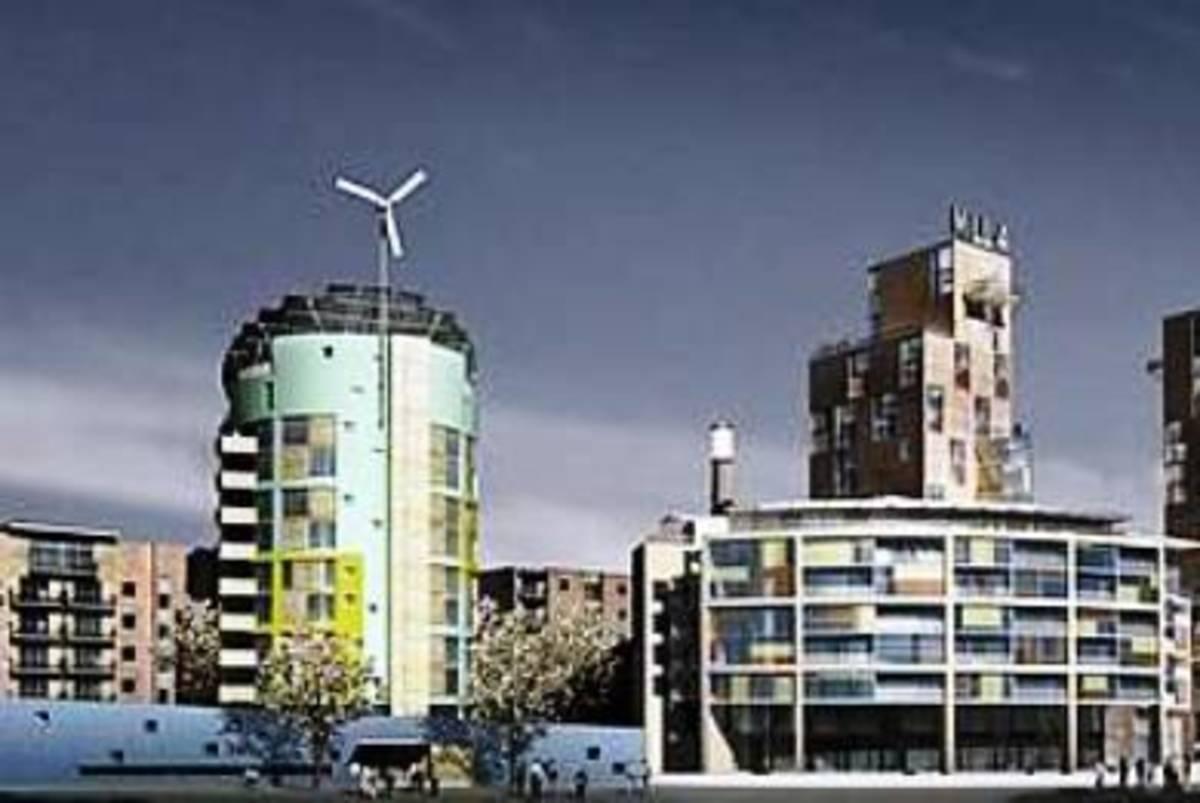 ΄Ολα τα κτίρια «πράσινα» από το 2020… | Newsit.gr