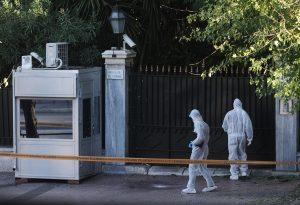 Αγνώριστη η Αθήνα στην επίσκεψη Ομπάμα μετά τη χειροβομβίδα στη γαλλική πρεσβεία – Οι τρομοκράτες ήθελαν να σκοτώσουν