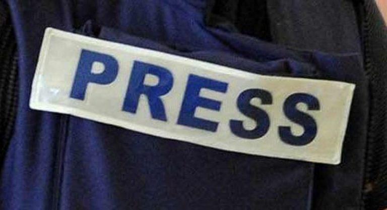 Νεκρός εικονολήπτης της συριακής τηλεόρασης   Newsit.gr