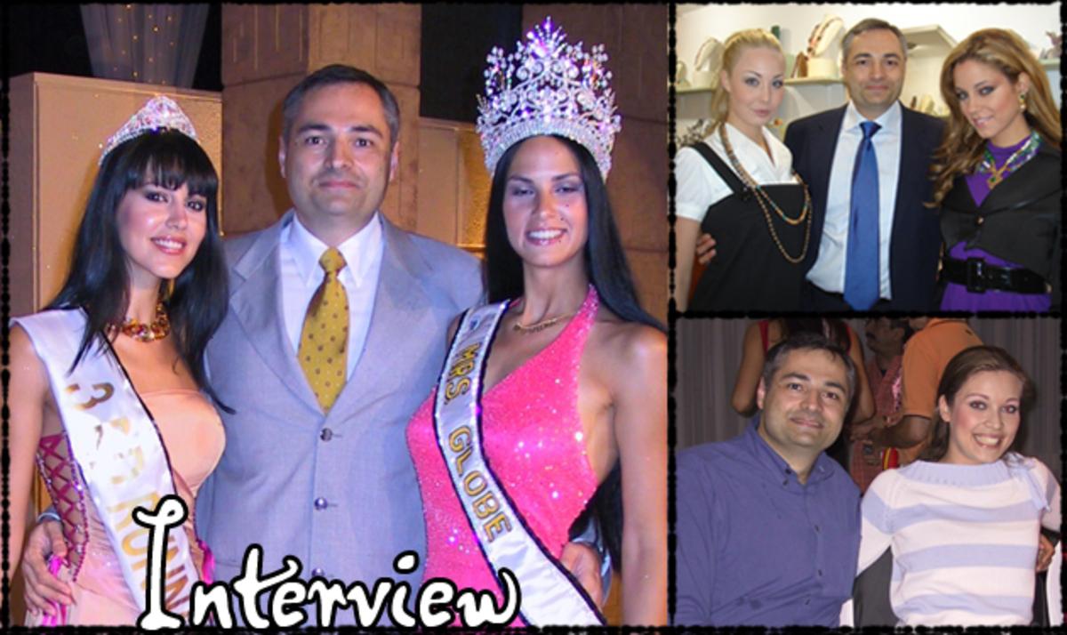 Β. Πρεβελάκης: Μιλά στο TLIFE για τα καλλιστεία, τις εστεμμένες, τα πρότυπα ομορφιάς που αλλάζουν και την Ε. Μελέτη   Newsit.gr