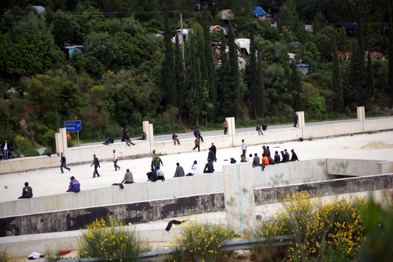 Ηγουμενίτσα: Νέα συμπλοκή και ένοπλη ληστεία μεταξύ λαθρομεταναστών | Newsit.gr