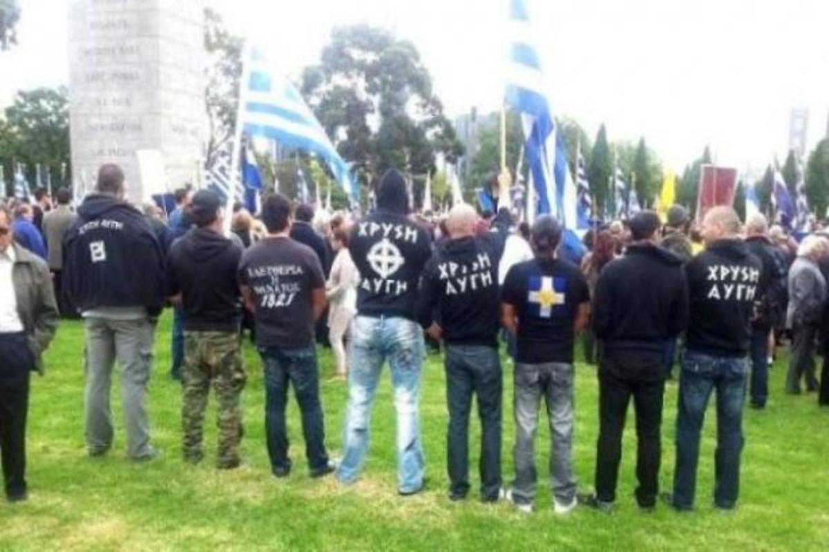 Θερμό επεισόδιο με Χρυσαυγίτες και Αριστερούς στο Ρέθυμνο   Newsit.gr