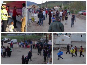 Άγριο ξύλο μεταξύ προσφύγων στα Ιωάννινα! Οι «παλιοί» του κέντρου φιλοξενίας δεν θέλουν τους καινούριους που έφτασαν από τη Λάρισα!