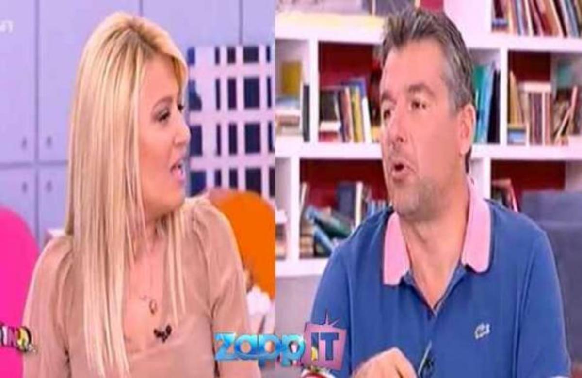 Ο Λιάγκας είπε στον αέρα «γαμ… την που…α μου»! | Newsit.gr