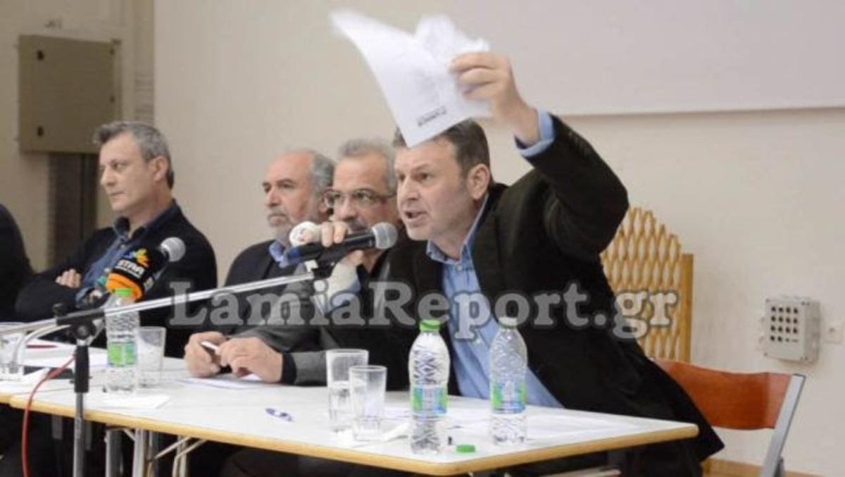 Χαμός για τους πρόσφυγες στη Φθιώτιδα! Θα κάνουν δημοψήφισμα! Έξαλλος ο Γκλέτσος! [vid] | Newsit.gr