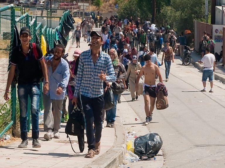 Επταπλάσιος ο αριθμός των μεταναστών που περνά στην Ευρώπη μέσω ξηράς το 2018 | Newsit.gr
