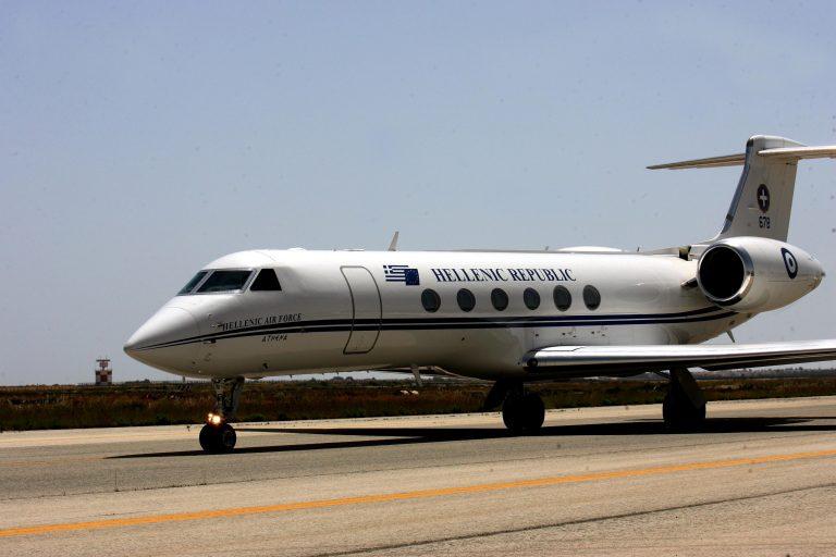 Έμεινε χωρίς πρωθυπουργικό αεροσκάφος ο Γ. Παπανδρέου   Newsit.gr