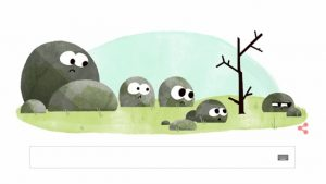 Εαρινή ισημερία 2016 με Google Doodle