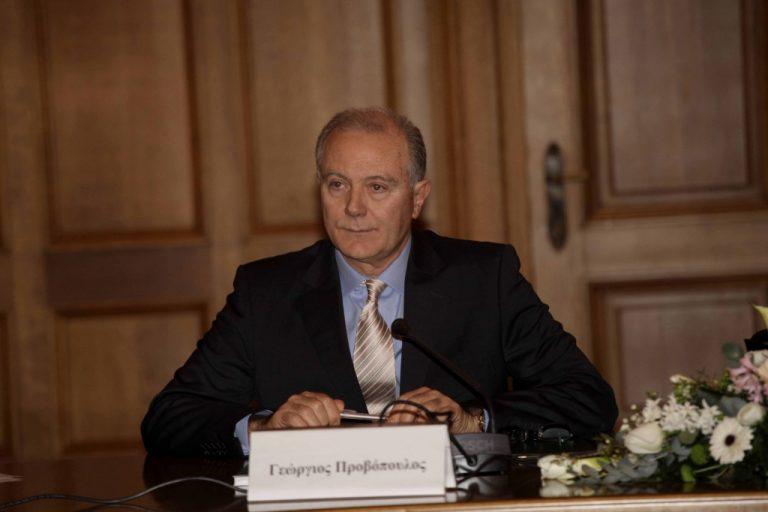 Προβόπουλος: Θα μειωθεί το έλλειμμα κάτω από το 3%   Newsit.gr