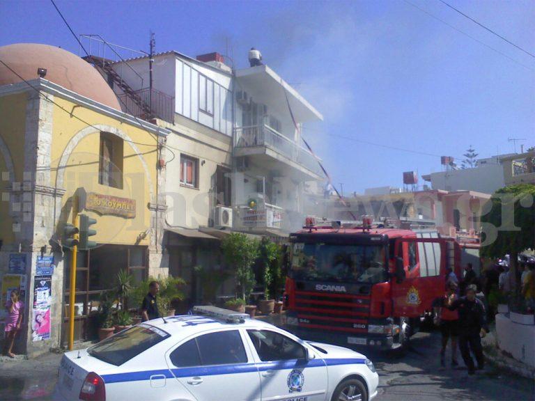 Ψησταριά στα Χανιά έγινε…»κάρβουνο» | Newsit.gr