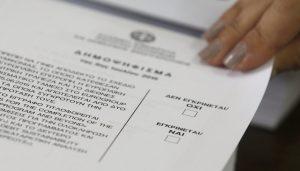 Δημοψήφισμα: Μαζική προσέλευση στα εκλογικά τμήματα – Έχει ψηφίσει ήδη το 35% – Δείτε με ένα κλικ πού και πώς ψηφίζετε – Πότε θα μάθουμε το αποτέλεσμα
