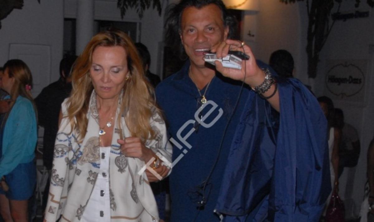 Η. Ψινάκης: Διακοπές στην αγαπημένη του Μύκονο! | Newsit.gr