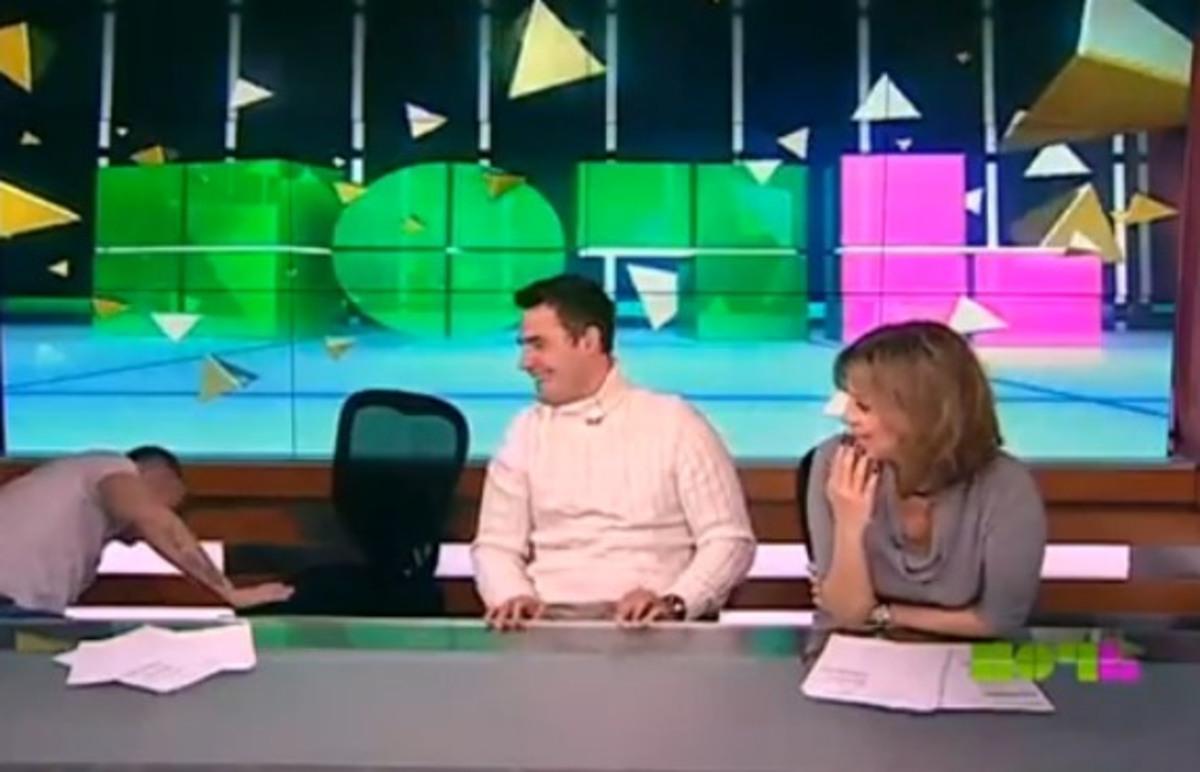Εκεί που έκαναν εκπομπή… | Newsit.gr