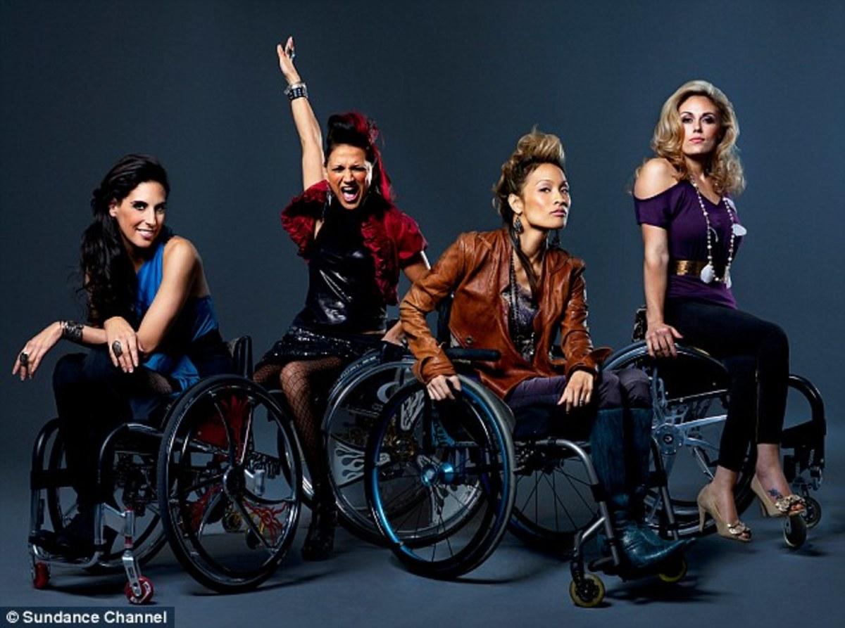 Συγκλονίζει το ριάλιτι με τις τέσσερις γυναίκες σε αναπηρικό καροτσάκι   Newsit.gr
