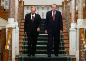 Ο Πούτιν αδειάζει τον Ερντογάν: Δεν ξέρουμε ποιός είναι πίσω από τον δολοφόνο