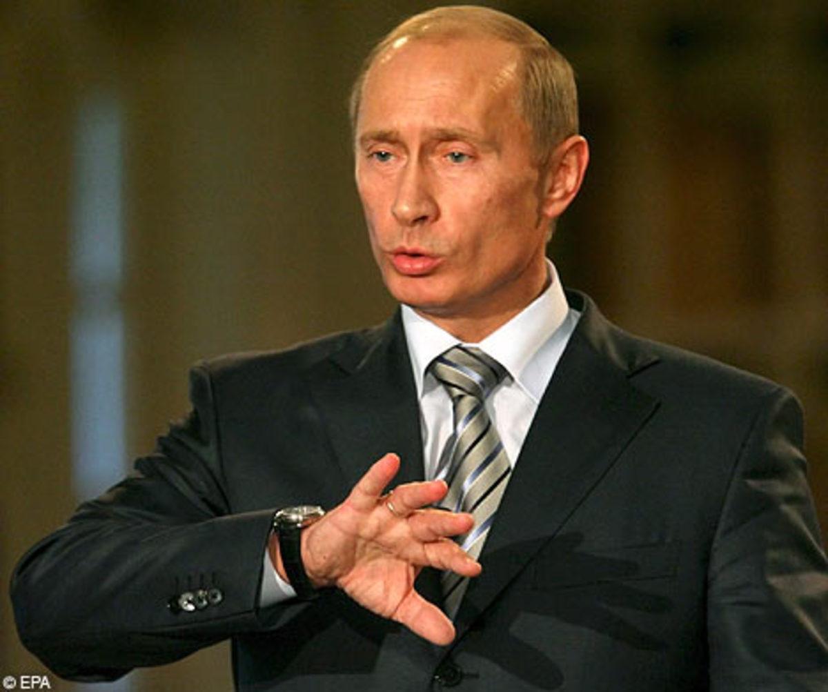 Β. Πούτιν: «Δεν είμαι τόσο σκληρός και αγαπώ πολύ τα κορίτσια» | Newsit.gr