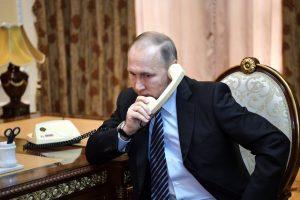 Η πρώτη αντίδραση του Πούτιν! Τον παρακολουθούσε η CIA