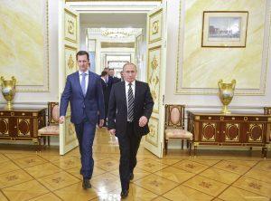 Άσαντ και αντάρτες συμφώνησαν για εκεχειρία και διαπραγματεύσεις