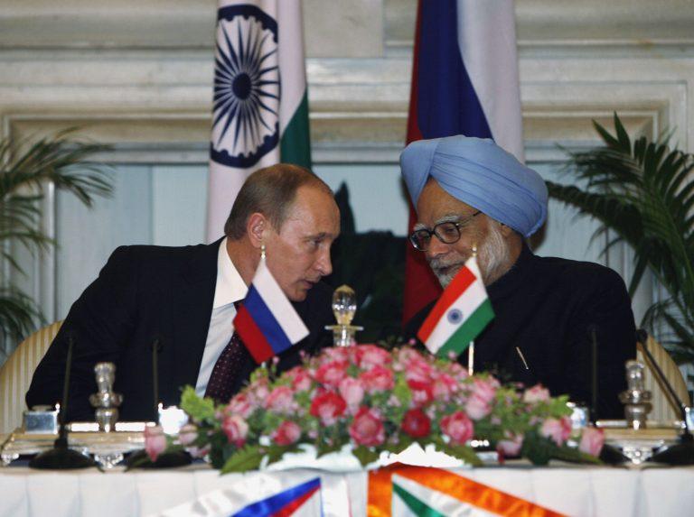 Συμφωνία Ινδίας-Ρωσίας για πυρηνικούς αντιδραστήρες | Newsit.gr