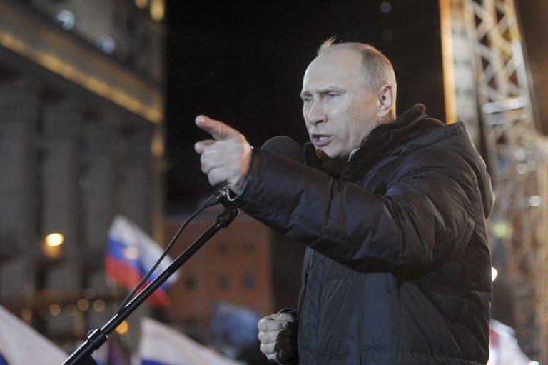 «Τσάρος» ο Πούτιν, πήρε 107% στην… Τσετσενία! | Newsit.gr